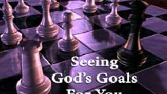 Seeing God's Goals For You