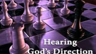 Hearing God's Direction