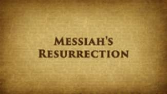 Messiah's Resurrection (Acts 2:22-32)