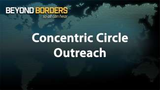 Concentric Circle Outreach (Acts 1:1-11)