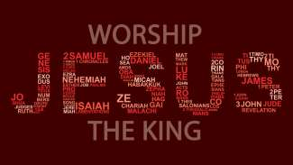 Worship Jesus the King