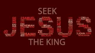 Seek Jesus the King
