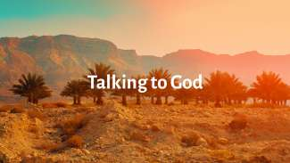 Talking to God (Genesis 18)