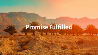 Promise Fulfilled (Genesis 21)