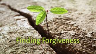 Finding Forgiveness (Luke 7)
