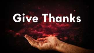 Give Thanks (Philippians 4)