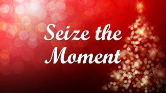 Seize the Moment (Luke 2)