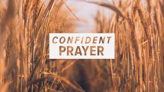 Confident Prayer (Luke 11, Luke 18)