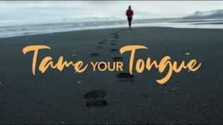 Tame Your Tongue (James 3)