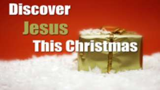 Discover Jesus This Christmas
