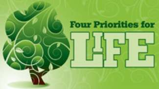 Four Priorities for Life