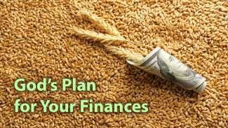 God's Plan for Your Finances