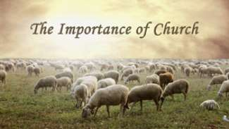 The Importance of Church