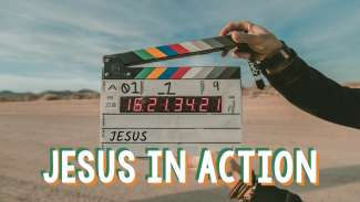Jesus In Action