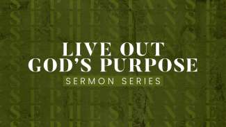 Live Out God's Purpose